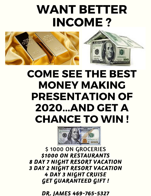 Financially Free Flyer