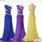 Blue, Purple, and Yellow Dresses - MBC's Bridal and Fashion Galleria